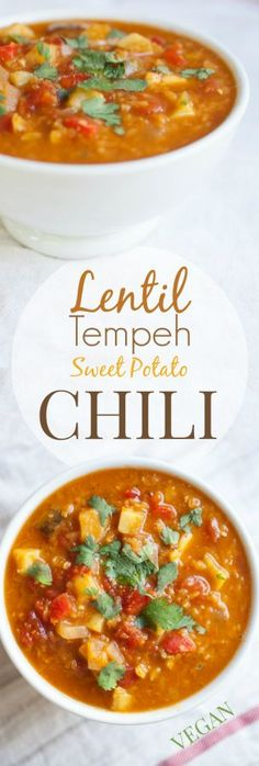 This is your #5 Top Pin in the Vegan Community Board www.pinterest.com... in May: Produce On Parade - Lentil, Tempeh, and Sweet Potato Chili - A spiced chili-like stew filled with protein rich lentils and tempeh, and tender sweet potato. - 189 re-pins! (You voted with your re-pins). Congratulations @Kevin Moussa-Mann Moussa-Mann Marlene Turk On Parade !