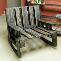 Pallet Rocking chair DIY Pallet Ideas