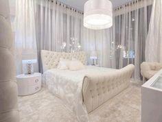 Нежная спальня фото #1