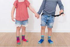 """Mini - calcetines """"Guapo"""""""