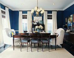 Dining Room, Mesmerizing Dining Room Interior Design Blue Dining Room Ideas Dining Room Light Dining Room Table Sets: Awesome Blue Dining Room Designs For Small Dining Room