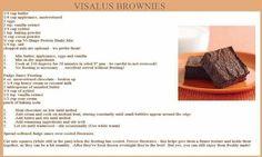 Visalus Brownies