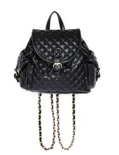 Luna Quilted Backpack