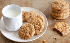 50 Ideas Cookies Recette Legere For 2019 Easy Delicious Recipes, Easy Cookie Recipes, Ww Recipes, Cake Recipes, Applesauce Pancakes, Cookies Light, Super Cookies, Biscotti Cookies, Light Cakes