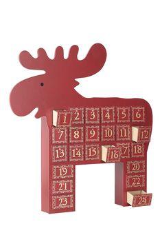 Deer Christmas Calendar