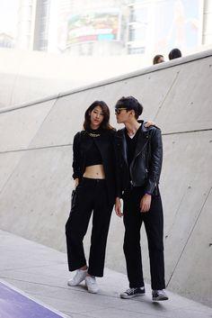 STREETSTYLE   Seoul Fashion Week SS16 – Part4