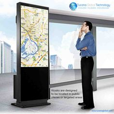 #Kiosks are #designed to be #located in #public #places or #targeted #areas. This opens up the #prospect of having #unlimited and a wide variety of #users. #TucanaGlobalTechnology #Manufacturer #HongKong