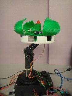 robotumuzu flex sensörlerle kontrol edeceğiz.Flex sensörler kullanımı kolay ve hassasiyetleri iyi olma açısından birçok uygulamalarda rahatlıkla kullanılmak