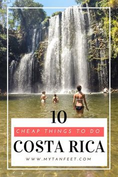 Visiting Costa Rica on a budget? Here are 10 cheap things to do in Costa Rica via @mytanfeet