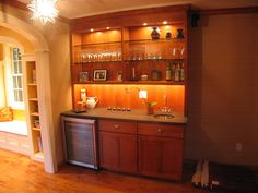 Wet bar lighting Small The Entertainers Guide To Designing The Perfect Wet Bar Pinterest 105 Best Dry Wet Bar Design Ideas Images Kitchens Butler Pantry