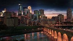 Minneapolis MN [1280x720]