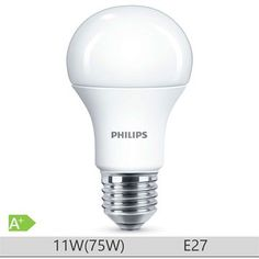 Bec LED Philips 11W E27, forma clasica A60, lumina calda https://www.etbm.ro/becuri-led  #led #ledphilips #philips #lighting #etbm #etbmro #philipsled #lightingfixtures #lightingdyi #design #homedecor #lamps #bedroom #inspiration #livingroom #wall #diy #scenes #hack #ideas #ledbulbs