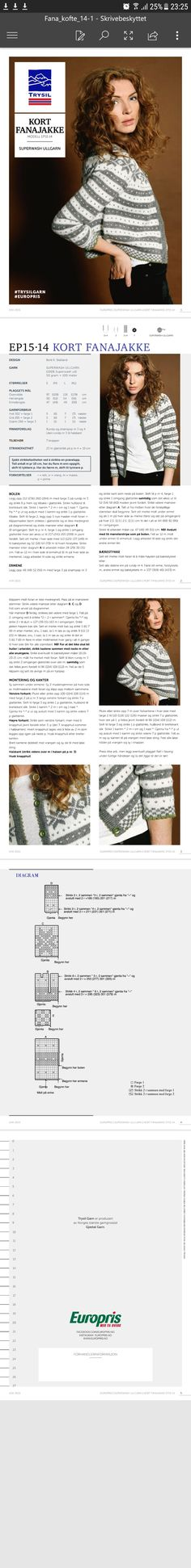 Pdf, Knitting, Tricot, Breien, Stricken, Weaving, Knits, Crocheting, Yarns