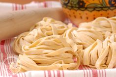 One of the foods that people miss the most when switching to a Paleo, Grain-Free and/or Gluten-Free diet, is pasta. While there are several gluten-free options on the market and even some grain-free options, let's be honest they are less than perfect. But search no more! With myWorld's Best Paleo Pasta Dough {Grain-Free & Gluten-Free}
