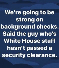 trump and that entire White House is nothing more than A National Disgrace.