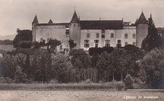 Chateau de Grandson vue du Lac Photo Chateau, Cathedral, Photos, Mansions, House Styles, Building, Travel, Viajes, Buildings