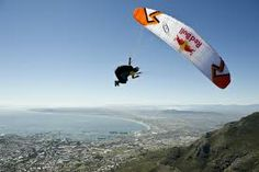 Paragliding is on my bucket list