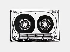 Hey, I found this really awesome Etsy listing at https://www.etsy.com/listing/162752229/classic-cassette-tape-art-original
