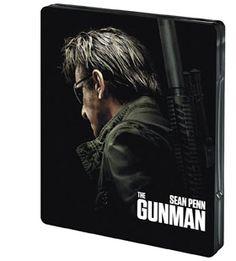 The Gunman Steelbook
