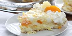 Mandarine et ananas, une tarte sans cuisson qui a vite enflammé le web! - Desserts - Ma Fourchette Tart Recipes, Cooking Recipes, Biscuits Graham, Cold Desserts, Sweet Pie, Cold Meals, Sweet Tooth, Sweet Treats, Deserts