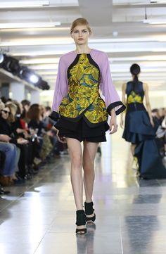 Pin for Later: London Fashion Week, le Guide Jour 4: Antonio Berardi