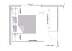 Pour pouvoir être appelée chambre à coucher, une pièce doit présenter une surface de 9 m² au minimum, et être équipée d'une fenêtre. Lorsque la sur...