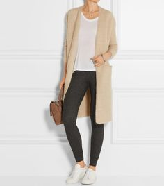 50 Stylish Ways to Layer your Outfits like a Pro Outfit Outfit Leggings Outfit Winter, Legging Outfits, Knit Leggings, Pants Outfit, Tights Outfit, Simple Outfits, Casual Outfits, Fashion Outfits, Layering Outfits