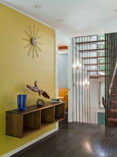 DeSilver House - John Black Lee - New Canaan - entrance