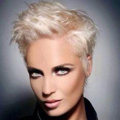 Die schönsten blonden Kurzhaarfrisuren für diesen Winter. Wir haben 11 Schnitte für Dich zusammengetragen! - Neue Frisur