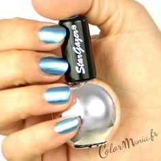 Vernis à Ongles Chrome Argent - Stargazer - (c) Color-Mania (http://www.color-mania.fr/boutique/vernis-a-ongles-de-lespace-chrome-bleu/)