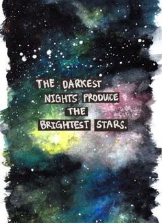 These Starry Perspectives Will Help You Tackle Your Troubles