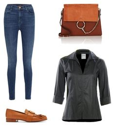 Designer Clothes, Shoes & Bags for Women Casual Chic Style, J Brand, Outfit Ideas, Shoe Bag, Polyvore, Stuff To Buy, Shirts, Outfits, Shopping