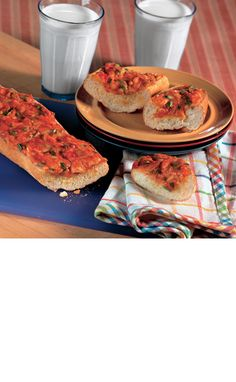 M'm! M'm! Good!Tomato Cheese Bread - The Best Meals Happen At Home.