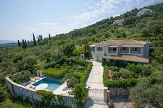 Beautifully designed villa with sea views, in Kassiopi, in the North East of Corfu. Corfu Town, Corfu Island, Corfu Greece, Dressing Area, Bbq Area, Fishing Villages, Patio Doors, Open Plan, Villas