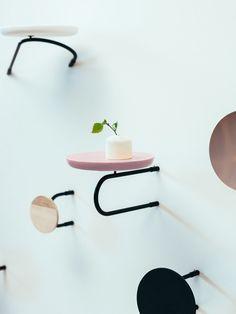 Tovi shelf. Design by Anni Pitkäjärvi and Hanna-Kaarina Heikkilä
