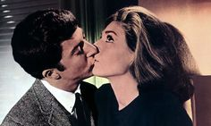 Irresistibly watchable … Dustin Hoffman and Anne Bancroft in The Graduate