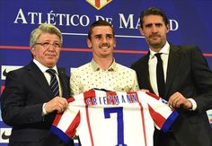 Griezmann a better signing than James, says Cerezo