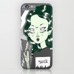 ☽+ZELINA+☾+iPhone+&+iPod+Case+by+LOll3+-+$35.00