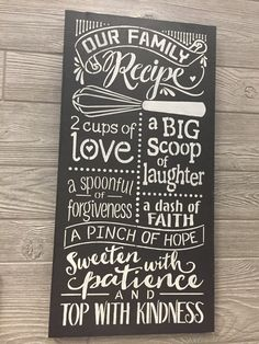 & Sign Wall Decor Grandparents' House Rules Sign Wood Sign Wall Art Grandparent