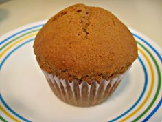 Wheat Muffins Recipe