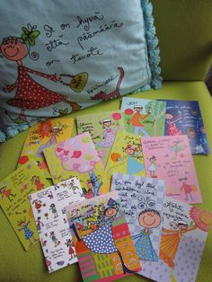 Postikortteja 2008
