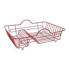 #AdoreWe #Walmart Mexico - #Walmart Mexico Escurridor top choice para trastes color rojo - AdoreWe.com