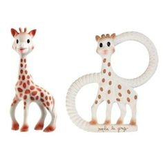 Sophie the Giraffe Limited Edition Set of Teething Teether Toys for Baby Babies