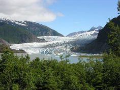 La grotte de glace Mendenhall en Alaska- MétéoCity