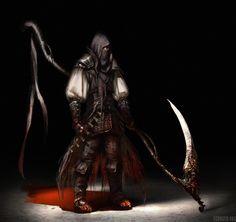 bloodborne concept art by Grobelski.deviantart.com on @deviantART