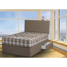 £274.99 - Sweet Dream Eccleston Ortho Ottoman Bed