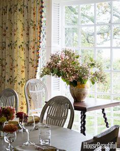 Café Design | Kathryn M. Ireland Designs My Dream Home