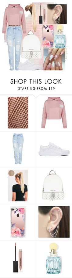 """""""sight seeing"""" by laurajessica ❤ liked on Polyvore featuring Halogen, New Look, Topshop, Vans, MICHAEL Michael Kors, Casetify, Otis Jaxon, Burberry and Miu Miu"""