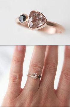 Stunning Rose Gold Ring