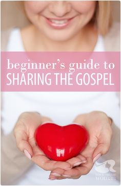 Let's face it: evangelism is scary. We fear rejection and failure, but that shouldn't stop us. Here are helpful posts regarding how to share the gospel.